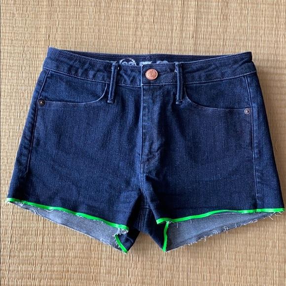 Earnest Sewn Pants - Earnest Sewn Jean Shorts
